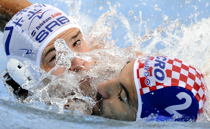 Waterpolo European Championships Zagreb 2010