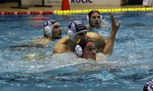 Zlokovic, Partizan - Radnicki