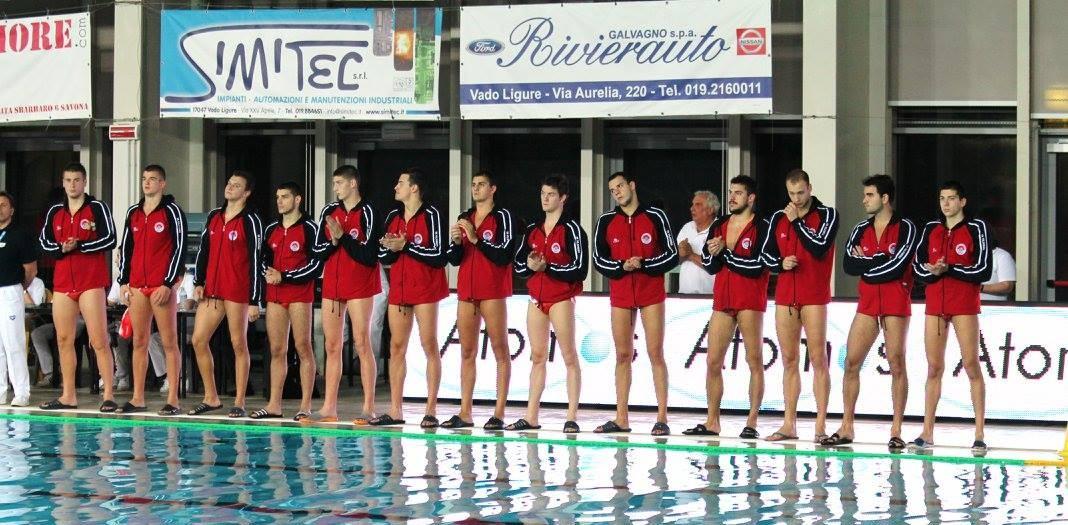 Igrači Vojvodine u Savoni (Foto: facebook.com/RariNantesSavona)